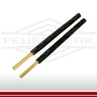 Jutefackeln (Wachs) 45 cm mit Holzgriff