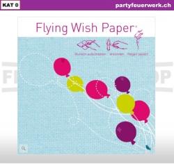 Flying Wish Paper - Motiv Ballons