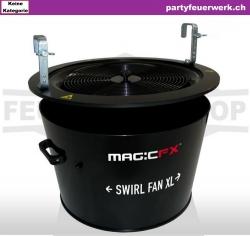 MagicFX Confetti Swirl Fan XL - Konfettimaschine (Mietgerät)