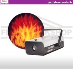 Inferno Fire-simulating lighteffect (Mietgerät)