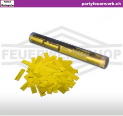 Konfettiwerfer - Stick Gold