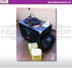 Premium Bodennebelmaschine JEM HEAVY FOG 1000 - zum mieten
