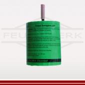 Farbrauchkörper, grün