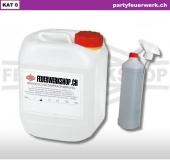 Flammenschutz / Brandschutzmittel