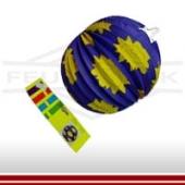 Ballonlampion mit kleinen Sonnen