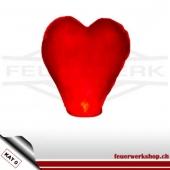 Himmelslaterne Herz