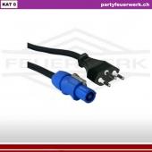 Stromkabel für Powershots (schweizer Stecker)