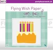 Flying Wish Paper - Motiv Birthday