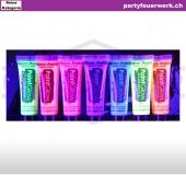 UV Farbstoff für Körper und Gesicht