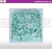 Papierkonfetti grün