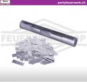 Konfettiwerfer - Stick Silber
