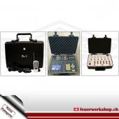 Host Controller im Koffer für Feuerwerkmaschine zum mieten