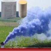 Rauchpatrone AX-60-Set, blau