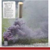 Rauchpatrone AX-18-Set, schwarz